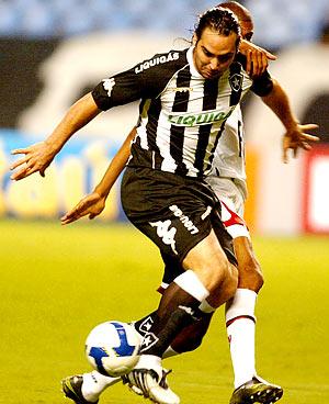 Zárate marcou o primeiro gol